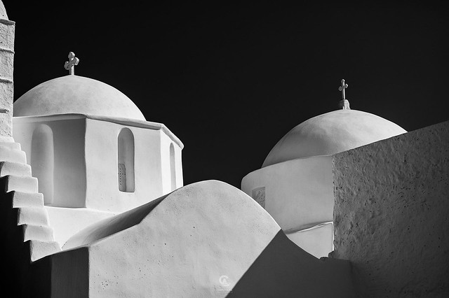 Under the Cycladic Light