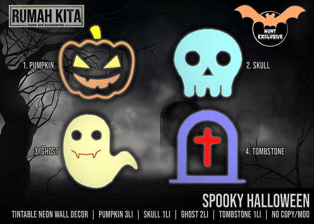 Rumah Kita - Spooky Halloween