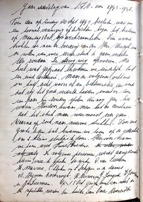 Stv - 1945-1946 - jaarverslag page 1
