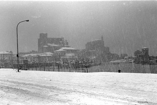 La nevada del 85