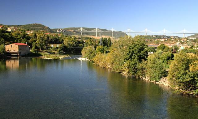France - Millau - Viaduct