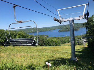 Haliburton - the silent ski lift | by Pierre Yeremian