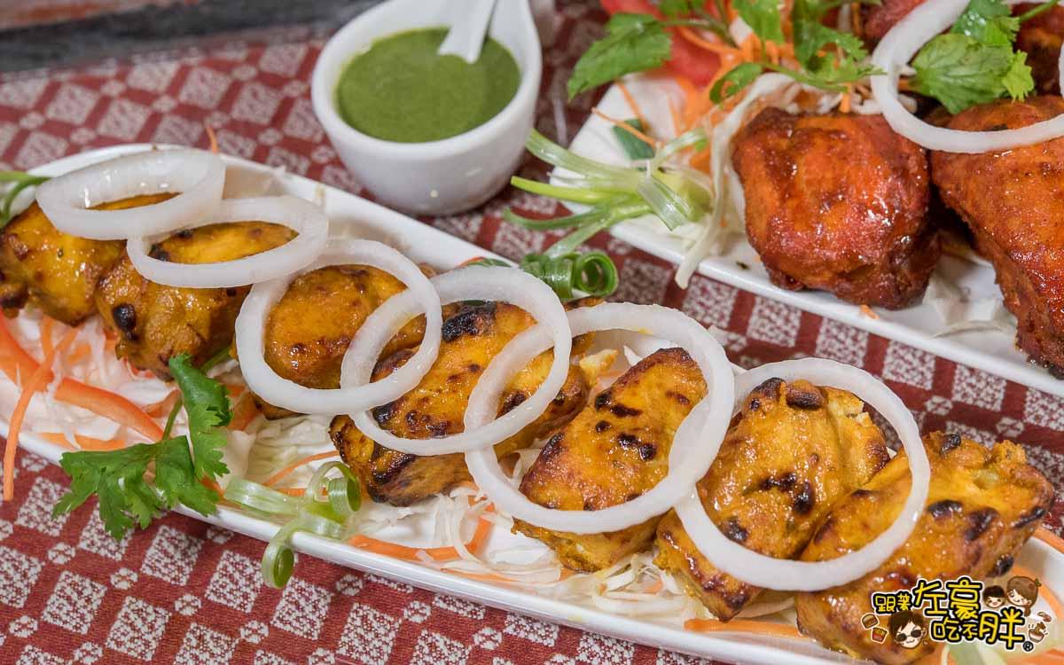 斯里印度餐廳Sree India Palace台中美食推薦-17