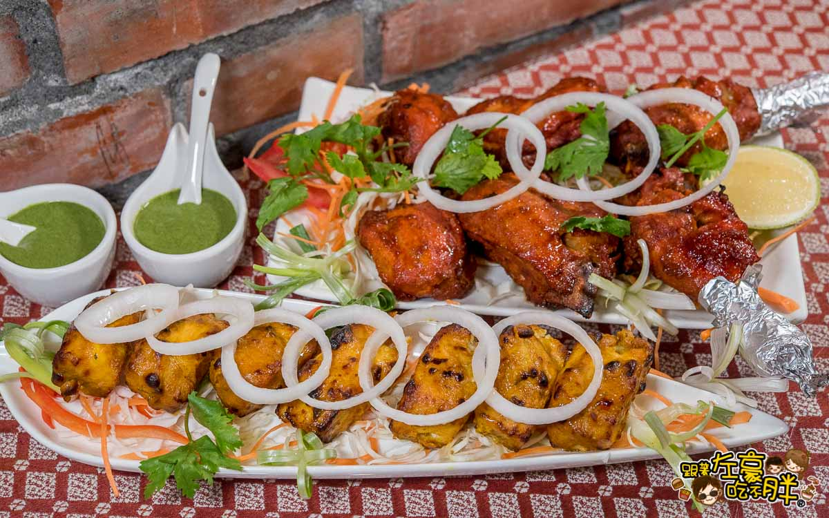 斯里印度餐廳Sree India Palace台中美食推薦-19