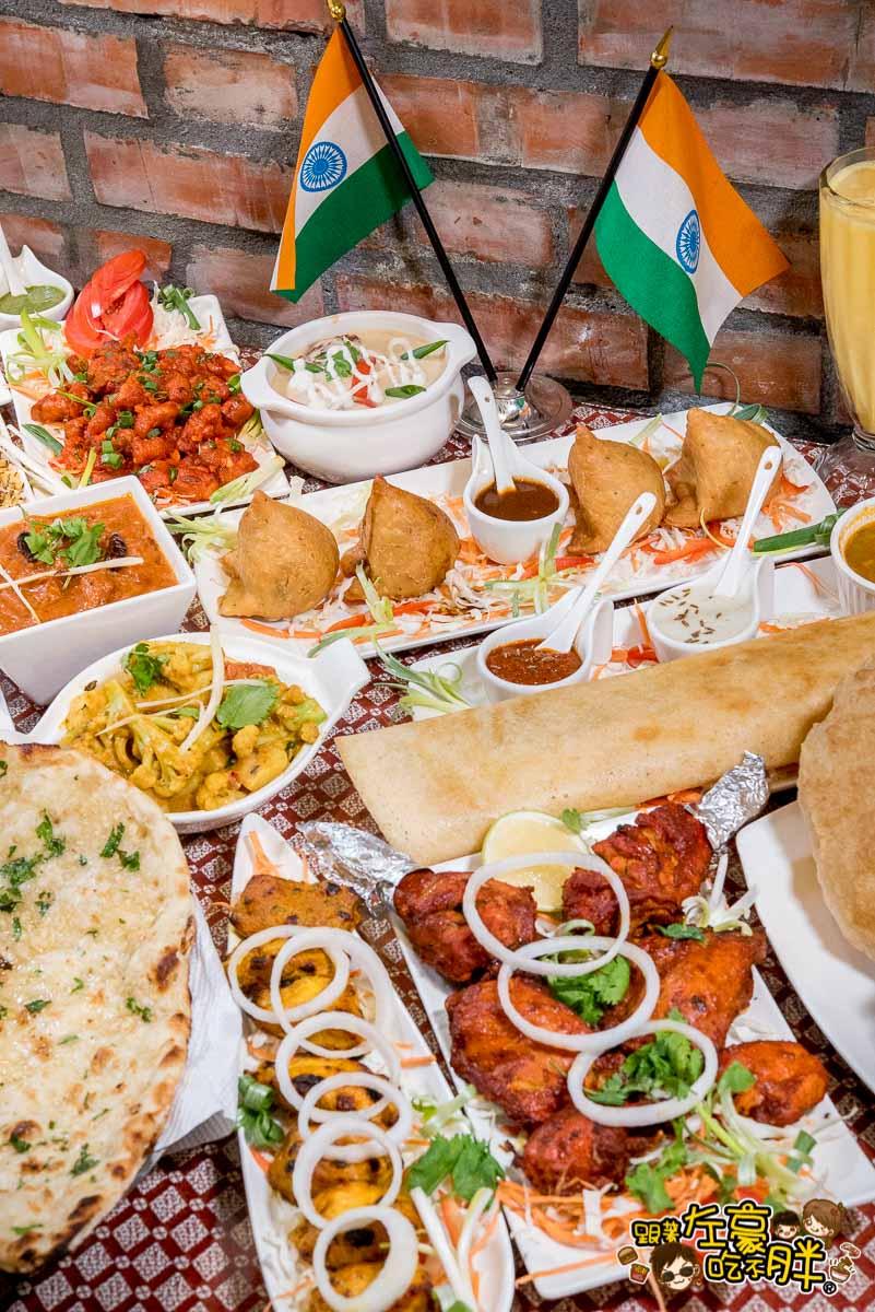 斯里印度餐廳Sree India Palace台中美食推薦-45