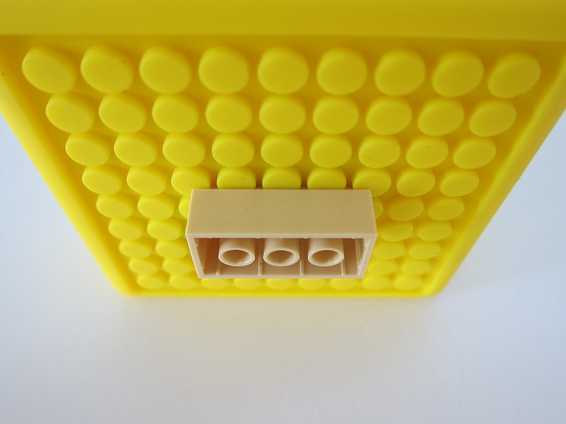 thecoopidea Builder Block - Bottom with LEGO