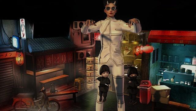 The Very Dark Midnight Puppet Show