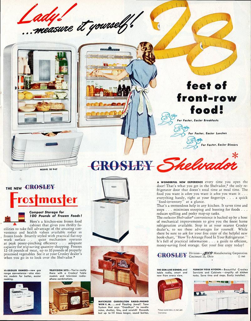 Crosley 1947