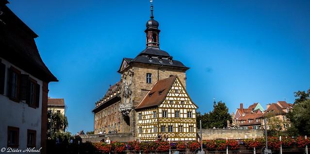 Schöner Tag in Bamberg