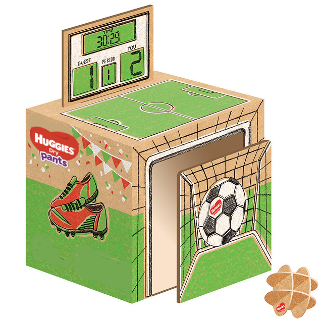 Huggies Playbox (soccer)
