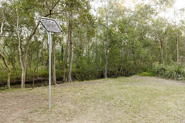 Nurri Millen Totem Trail, Boondall Wetlands