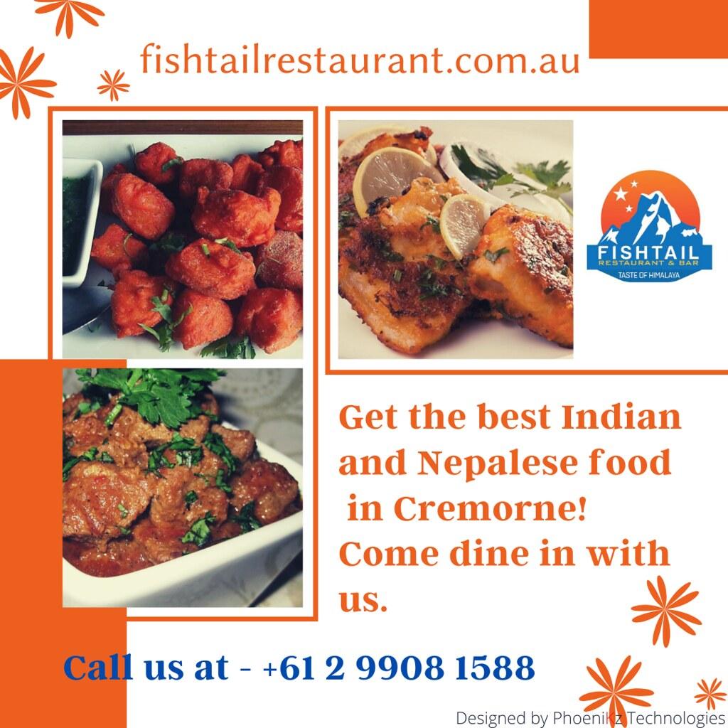 Indian Restaurant is the best restaurant in Cremorne