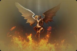 Angels in Demonology