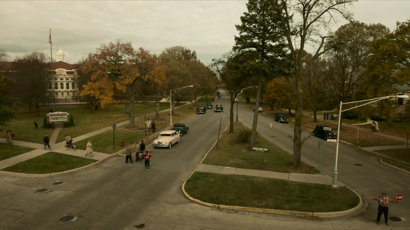 Fargo season 4 locations