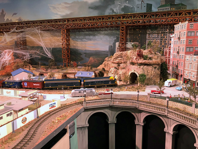 Museum of the American RR - G Scale Model Trains