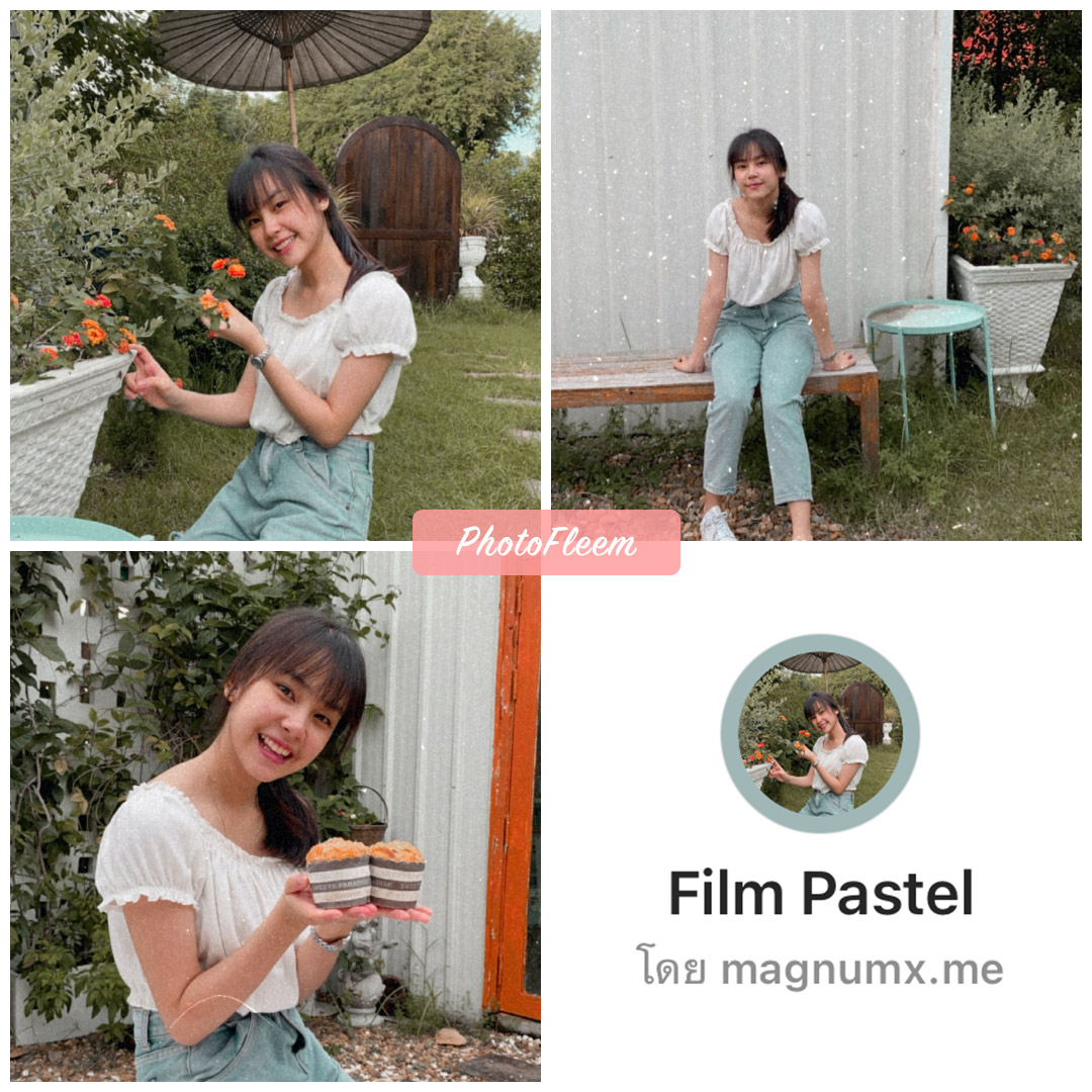 review filter ig Film Pastel