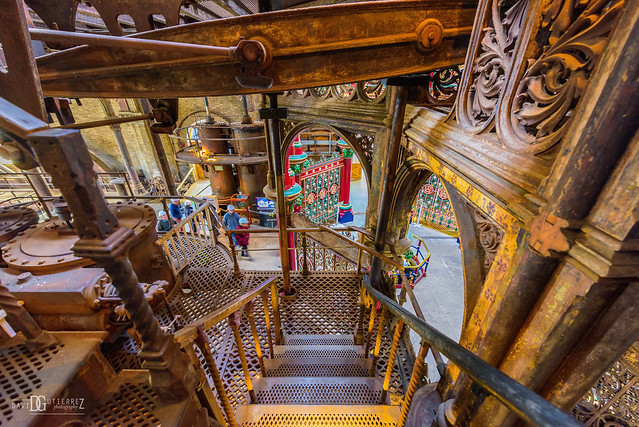 Crossness Pumping Station (II) - London, UK