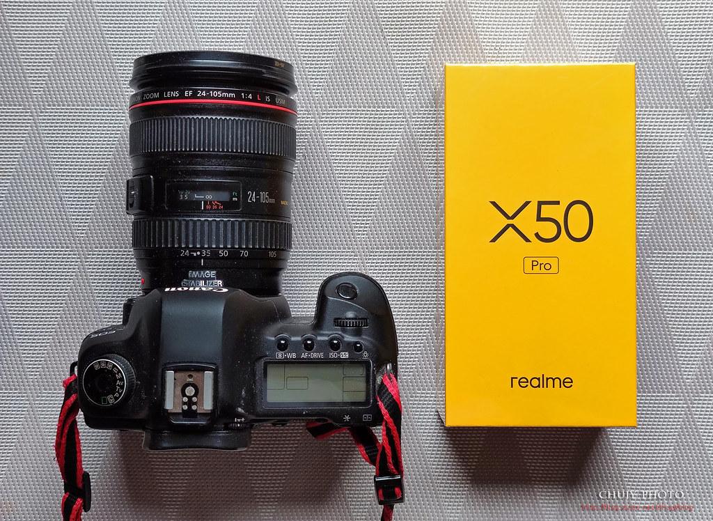 (chujy) realme X50 Pro,50倍奉還! - 2