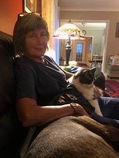 Carleton Place - Linda Hector and Puck | by Pierre Yeremian