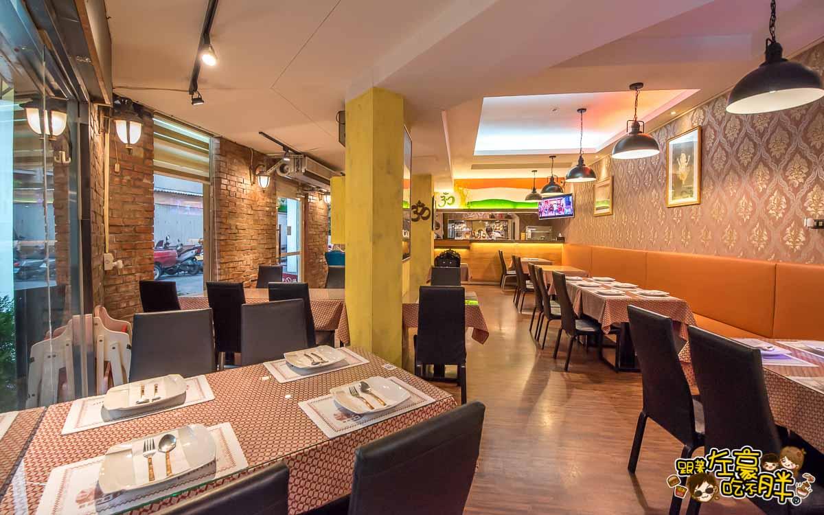 斯里印度餐廳Sree India Palace台中美食推薦-4