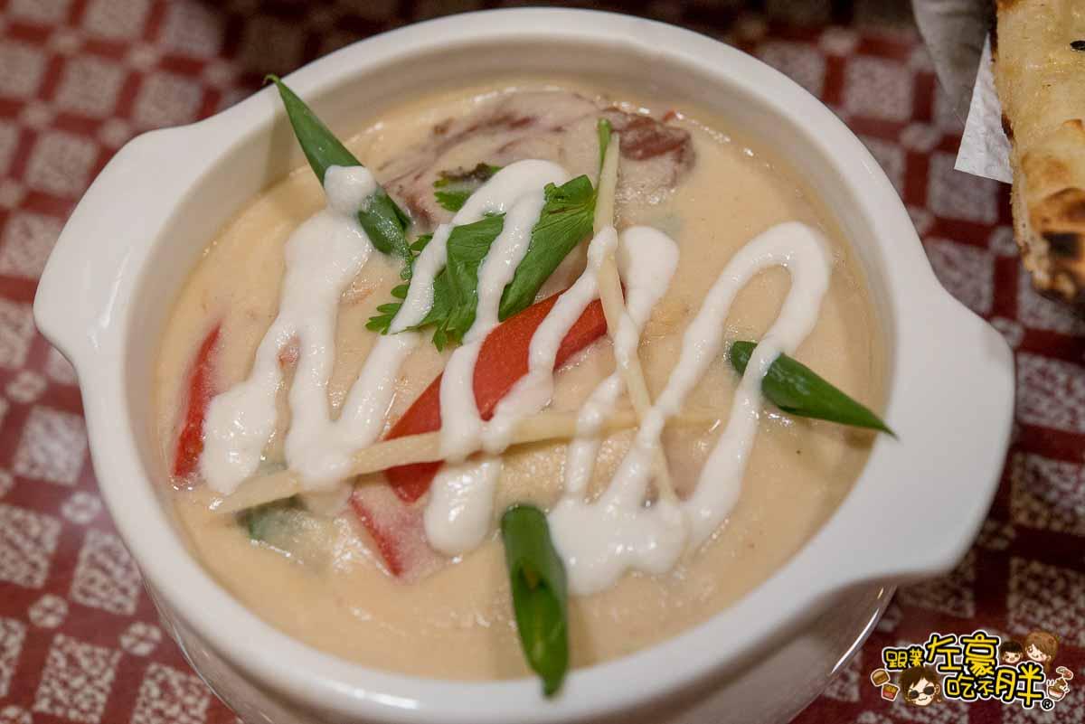 斯里印度餐廳Sree India Palace台中美食推薦-30