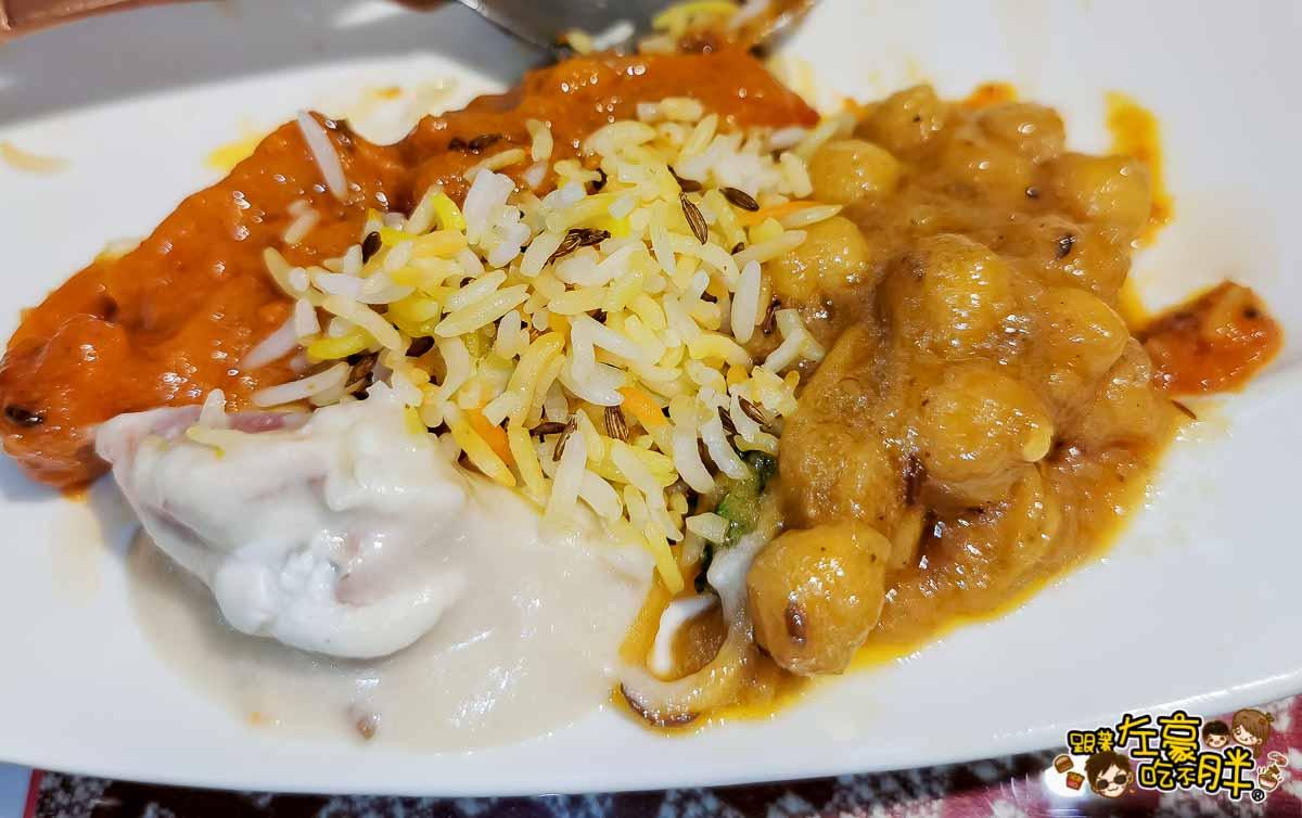 斯里印度餐廳Sree India Palace台中美食推薦-57