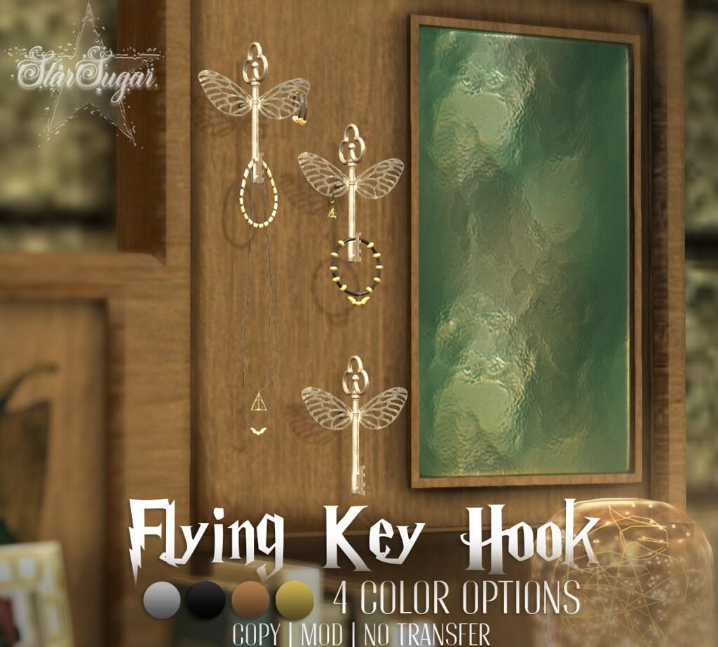 Flying Jewlery holder keys