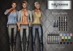 KiB Designs - Kasper Outfit @Designer Showcase