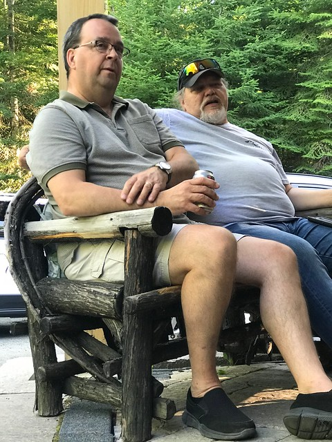 Haliburton - Roger and George