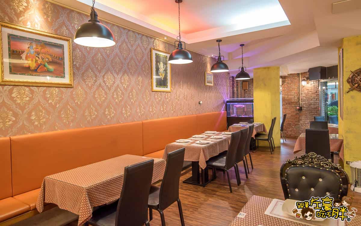 斯里印度餐廳Sree India Palace台中美食推薦-6