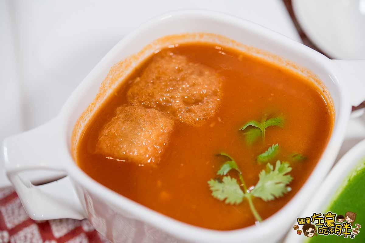 斯里印度餐廳Sree India Palace台中美食推薦-14
