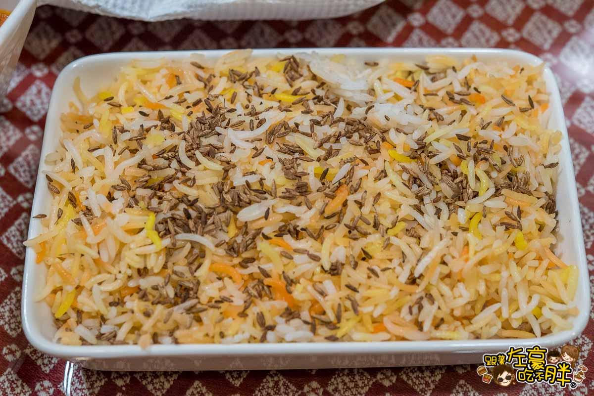 斯里印度餐廳Sree India Palace台中美食推薦-32
