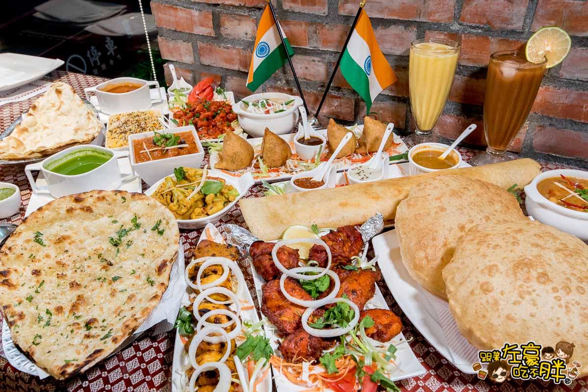 斯里印度餐廳Sree India Palace台中美食推薦-46