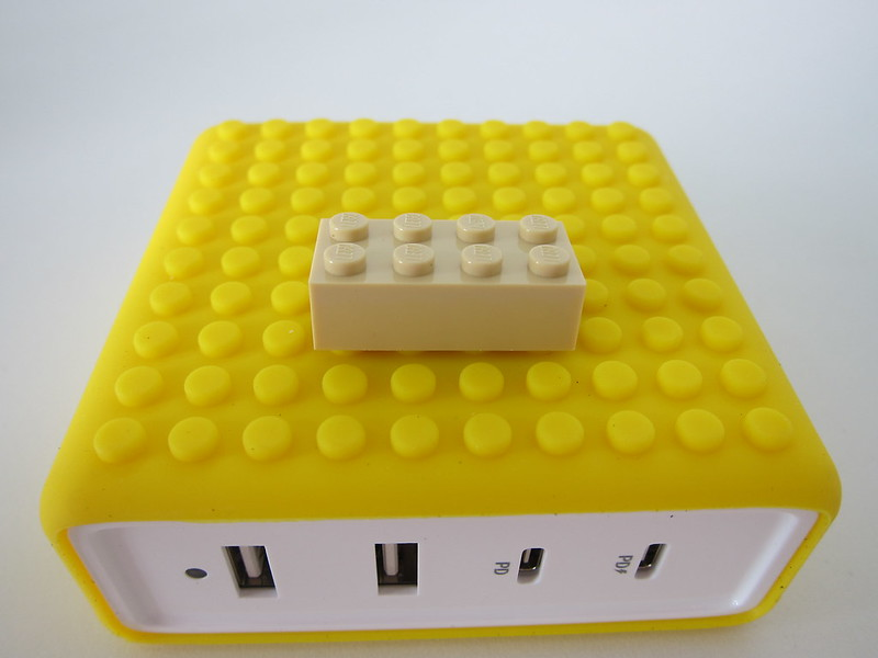 thecoopidea Builder Block - Top With LEGO