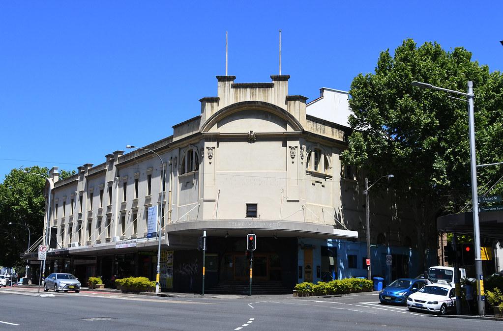 Academy Twin Cinema, Paddington, Sydney, NSW
