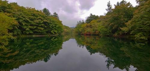 japan nagano karuizawa lake view landscapes travel irl nature culture