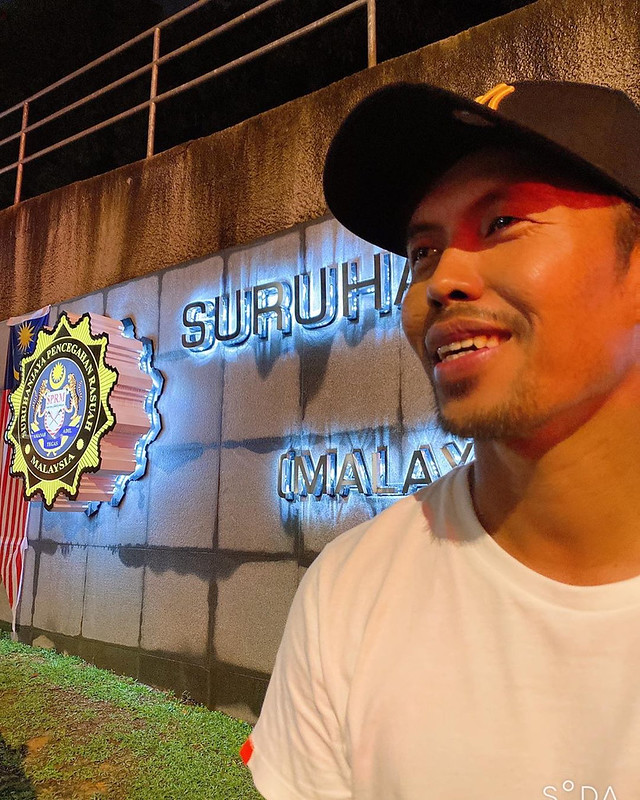 Siti Sarah Muatnaik Gambar Ketika Semasa di SPRM