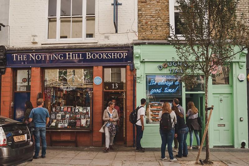 Notting Hill Lontoo