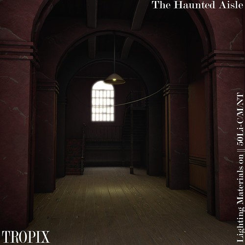 The Haunted Aisle | by IgorAlmeida - TROPIX