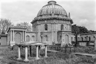 Chapel, Brompton Cemetery, West Brompton, Kensington & Chelsea, 1988 88-4n-33-positive_2400