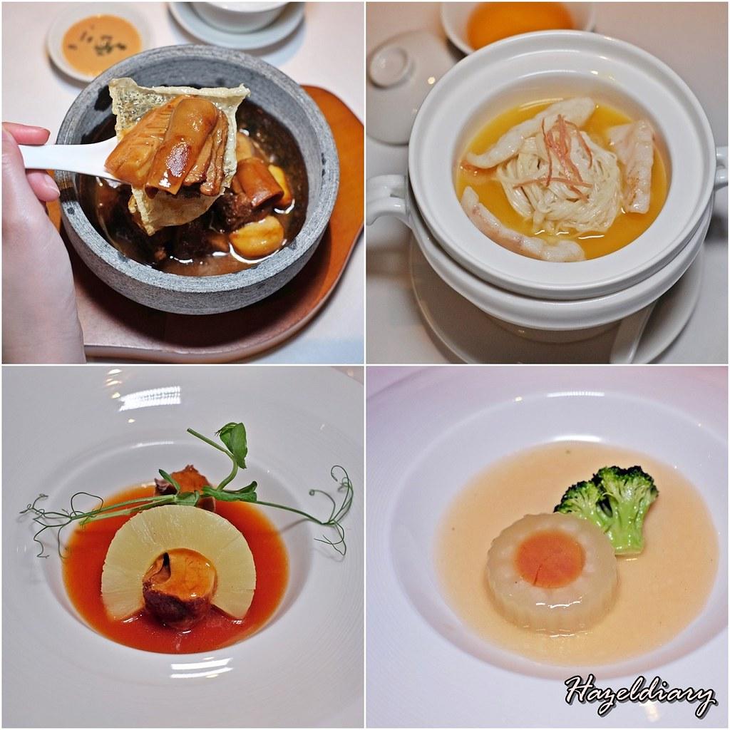 Wan Hao Chinese Restaurant - Singapore marriott tang plaza