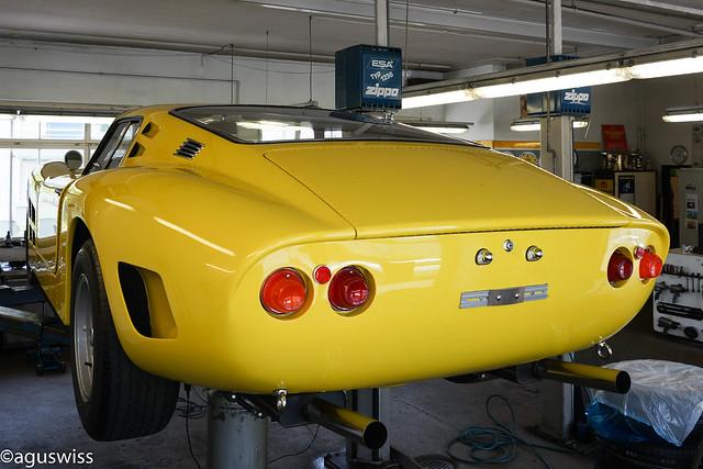 1965 Bizzarini's Iso Grifo A3/C