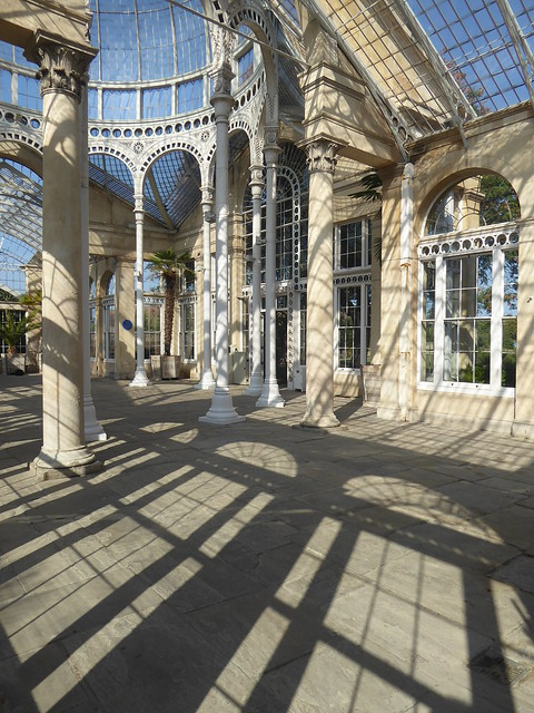 Great Conservatory, Syon Park, London