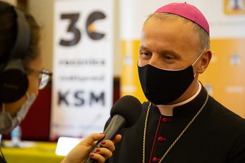 Konferencja Prasowa KSM - 2 IX 2020 r.