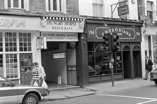 Fulham Rd, Chelsea, Kensington & Chelsea, 1988 88-4o-43-positive_2400