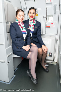See all my Philippine Airlines crew photos
