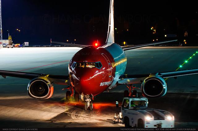Norwegian, LN-KKL, Boeing 737-300 (28671)