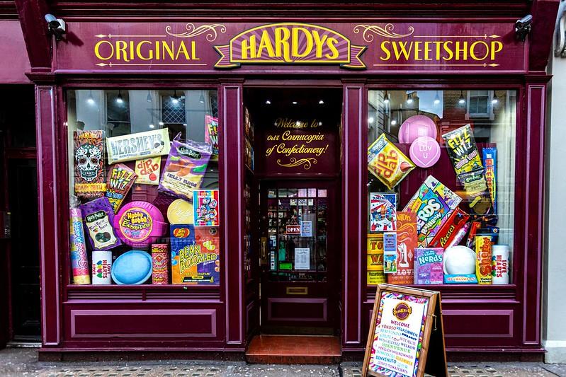 Hardys karkkikauppa