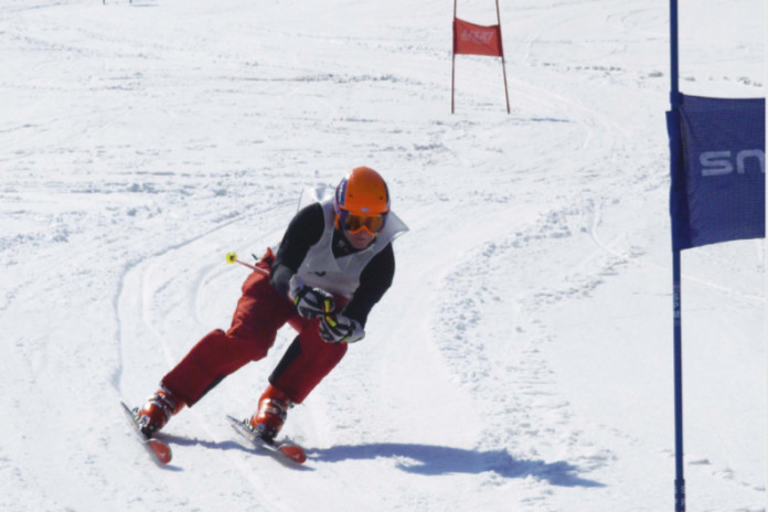 """Český """"ledovec"""" Monínec může sportovním oddílům nahradit výjezdy do Alp"""
