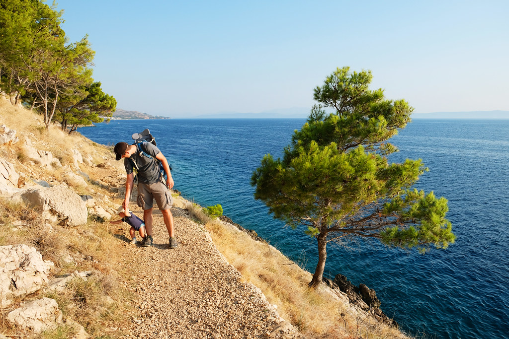 Why Does Not Being Able To Travel Hurt So Much? Makarska, Croatia